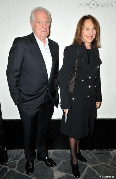 Andre Dussollier et Nathalie Baye