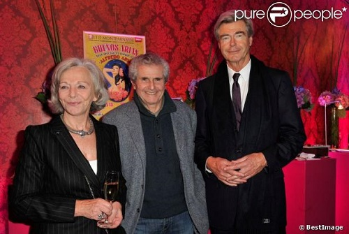 Caude Lelouch, Pierre Gode et son épouse