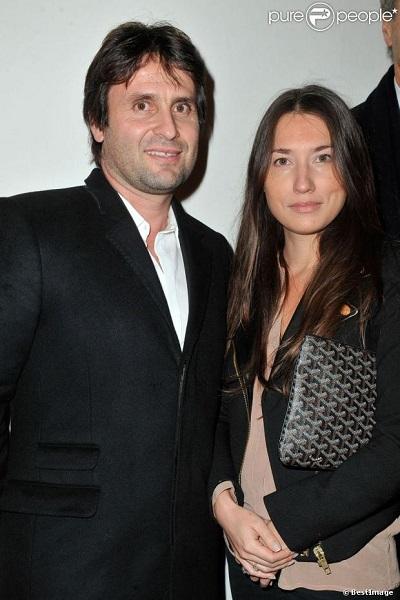 Fabrice Santoro et Elsa