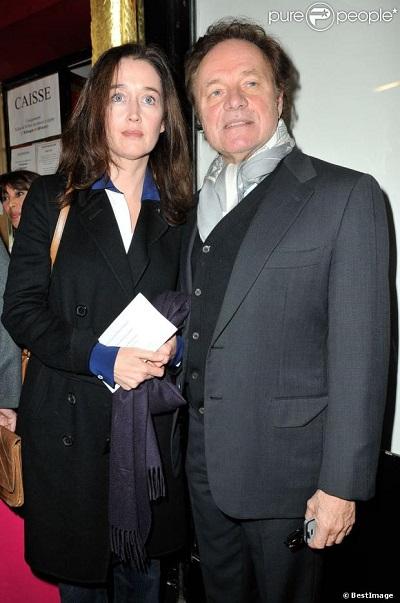 Guillaume Durand et sa Femme Diane