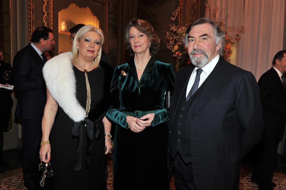 Gabriella  Scarpa, Elisabeth Biondi Morra, Carlo Antonio Biondi Morra