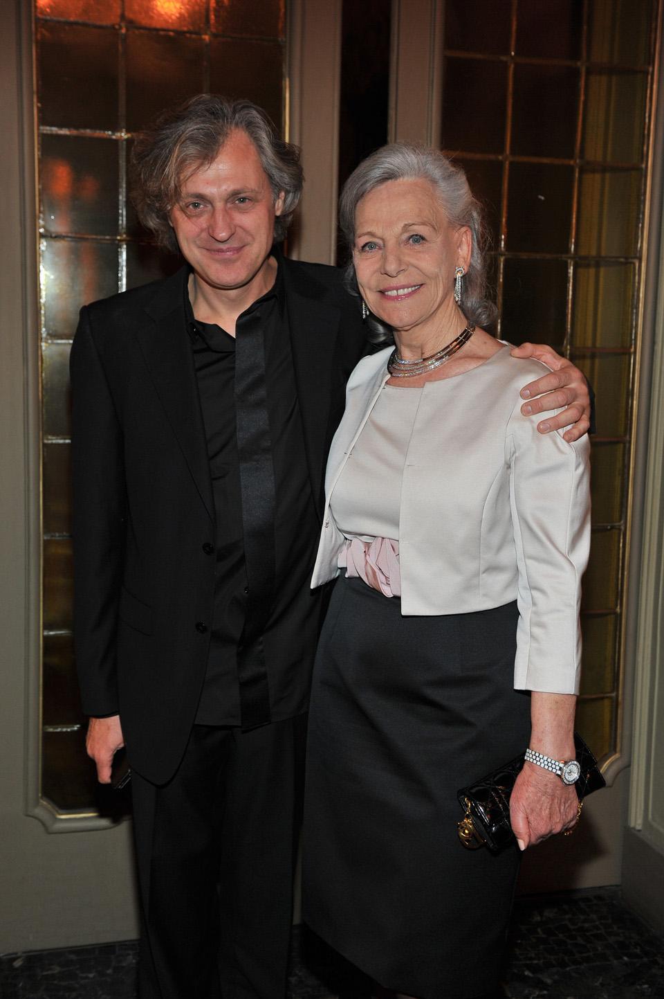 Ddimitri Naiditch & Josette Godé