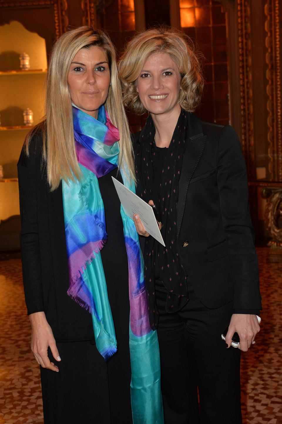 Tea Montafia & Elena Galasso