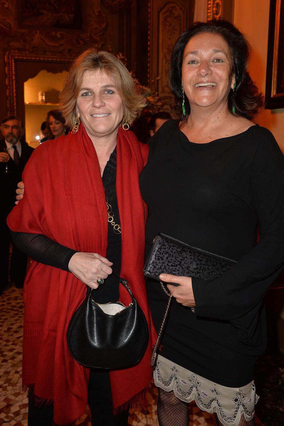 Cristiana Sada & Vannozza Paravicini Crespi