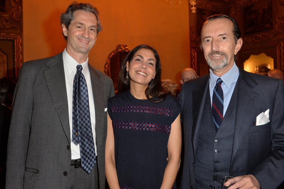 Luchino Visconti, Sava Visconti di Modrone, Giovanni Gastel