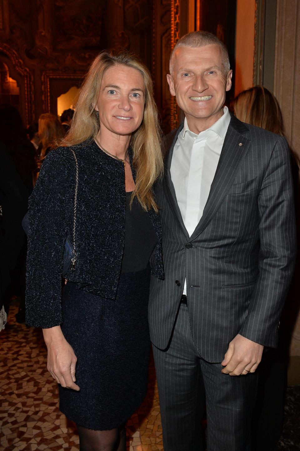Elisabetta Illy & Andrea Illy